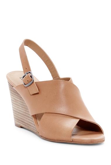 Incaltaminte Femei Lucky Brand Reddah Wedge Sandal CLAY 01