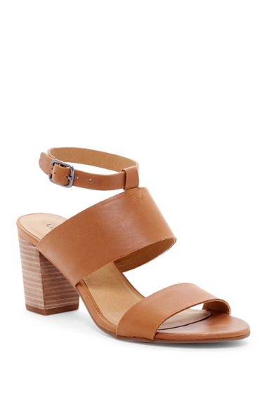 Incaltaminte Femei Lucky Brand Jodalee High Heel Sandal BROWN 01