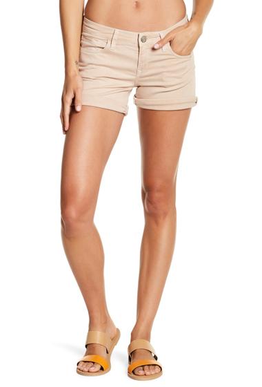 Imbracaminte Femei Mavi Jeans Vanna Stretch Twill Five-Pocket Short LT ROSE TWILL