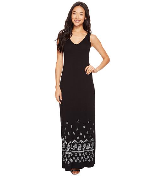 Imbracaminte Femei Karen Kane Alana Maxi Dress Black