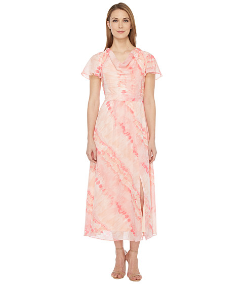 Imbracaminte Femei Christin Michaels Discovery High-Low Dress Blossom