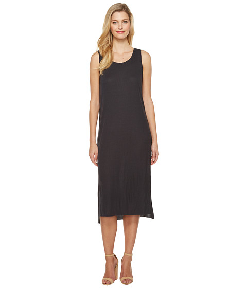 Imbracaminte Femei Culture Phit Freja Sleeveless Dress with Front Knot Black