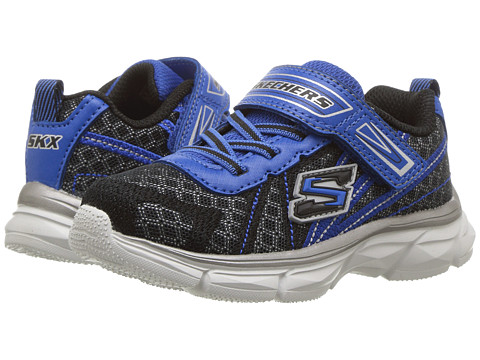 Incaltaminte Baieti SKECHERS Advance (Toddler) BlackRoyal