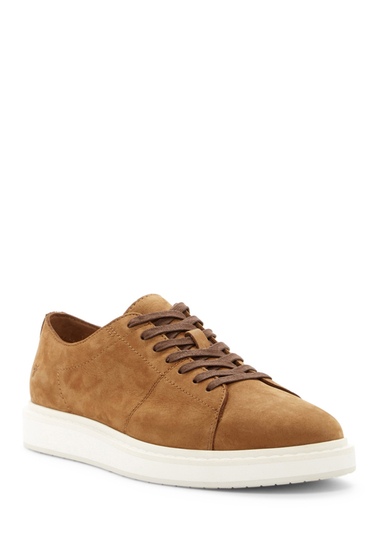 Incaltaminte Barbati Frye Mercer Low Lace Sneaker TOBACCO