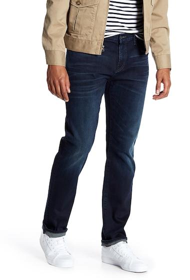 Imbracaminte Barbati 7 For All Mankind Straight Luxe Performance Slim Straight Leg Jeans PARALLAX
