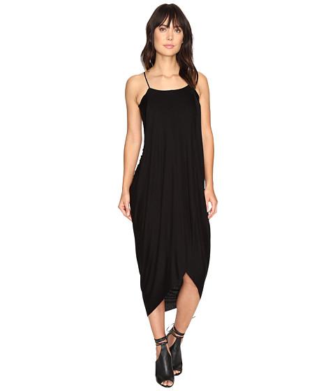 Imbracaminte Femei Culture Phit Daphne Spaghetti Strap Maxi Dress Black