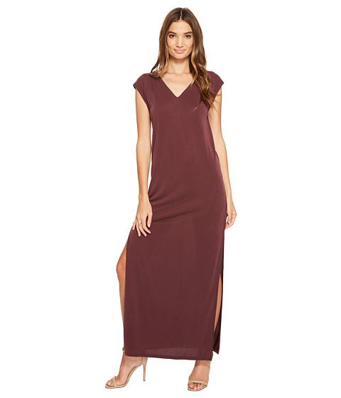 Imbracaminte Femei Culture Phit Lula Sleeveless Maxi Dress Marsala
