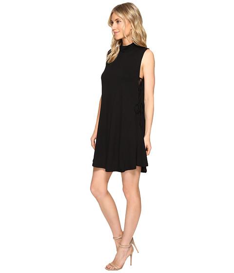 Imbracaminte Femei Culture Phit Nola Sleeveless Dress with Tie-Up Sides Black