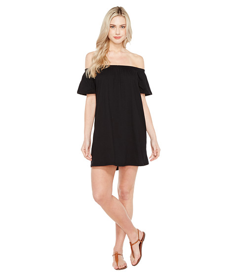 Imbracaminte Femei Culture Phit Oriana Off the Shoulder Dress Black