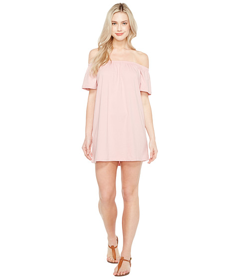 Imbracaminte Femei Culture Phit Oriana Off the Shoulder Dress Blush