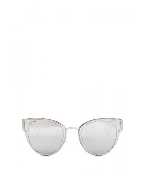 Accesorii Femei CheapChic Beach Bum Rounded Sunglasses Silver
