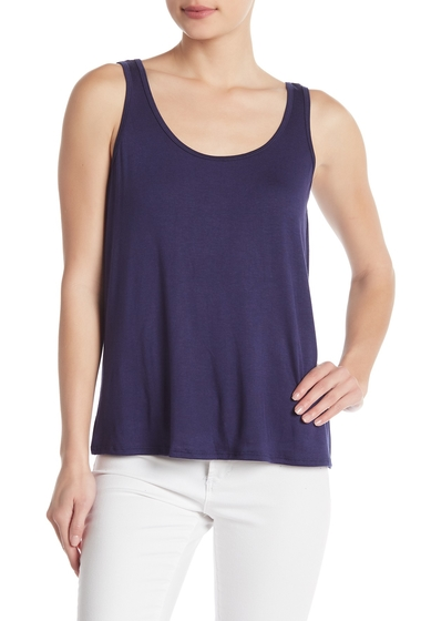 Imbracaminte Femei Michael Stars Scoop Neck Tank Top NAVY