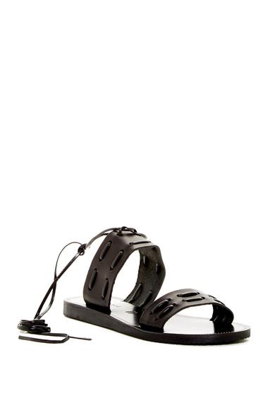 Incaltaminte Femei Joie Prisca Flat Sandal BLACK