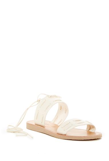 Incaltaminte Femei Joie Prisca Flat Sandal LATTE