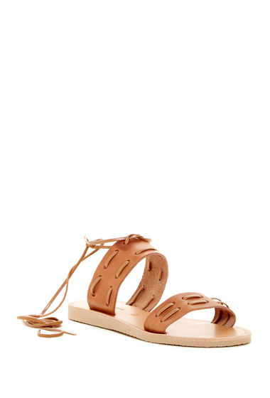 Incaltaminte Femei Joie Prisca Flat Sandal CUOIO