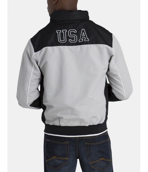 Imbracaminte Barbati US Polo Assn USA YACHT JACKET Lime stone