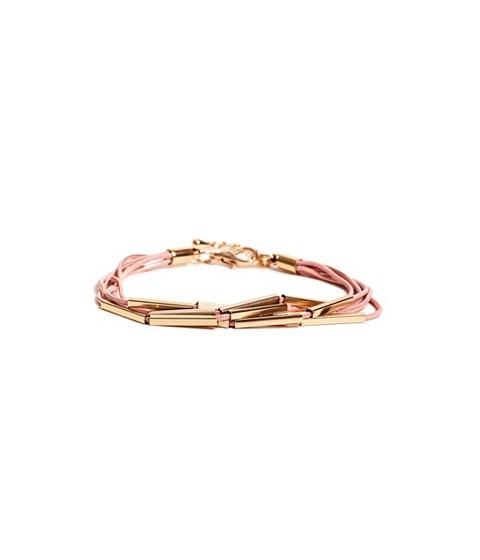 Bijuterii Femei GUESS Multi-Strand Snake Chain Bracelet gold