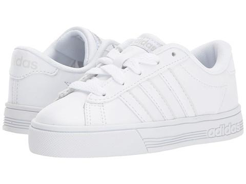Incaltaminte Fete adidas Kids Daily (Little KidBig Kid) Footwear WhiteFootwear WhiteGrey One