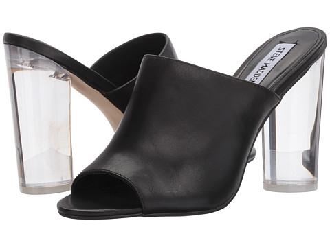 Incaltaminte Femei Steve Madden Classics Black Leather