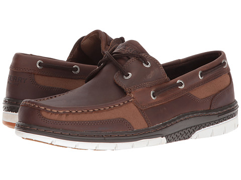 Incaltaminte Barbati Sperry Top-Sider Tarpon Ultralite 2-Eye BrownDark Brown