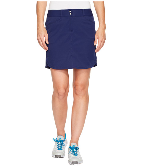 Imbracaminte Femei adidas Golf Essentials 3-Stripe Skort Night Sky