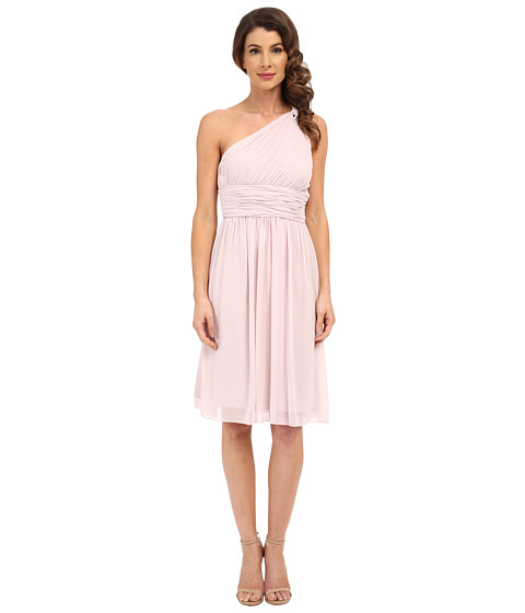 Imbracaminte Femei Donna Morgan Rhea One Shoulder Dress Palest Pink