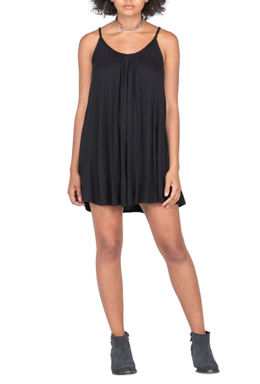 Imbracaminte Femei Volcom Starry Flite Swing Dress BLACK