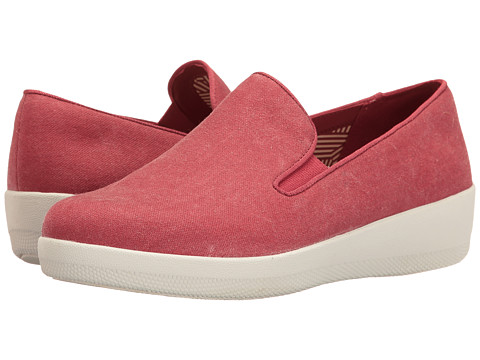 Incaltaminte Femei FitFlop Superskate Denim Classic Red
