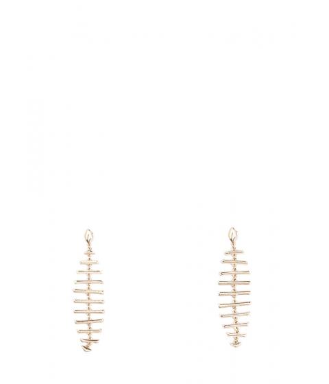 Bijuterii Femei CheapChic Raise The Bars Stacked Earrings Gold