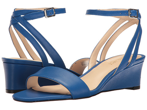 Incaltaminte Femei Nine West Lewer Blue Leather