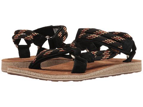 Incaltaminte Barbati Teva Original Universal Rope Black