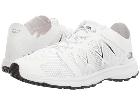 Incaltaminte Femei The North Face Litewave Flow Lace TNF WhiteTNF White (Prior Season)