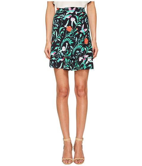 Imbracaminte Femei Kate Spade New York Jardin Double Layer Skirt Black