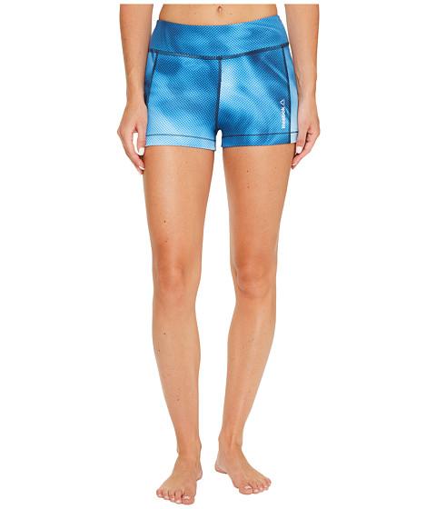 Imbracaminte Femei Reebok Techy Hot Shorts Echo Blue