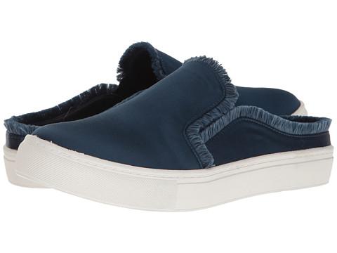 Incaltaminte Femei Dirty Laundry Jaxon Satin Mule Sneaker Navy