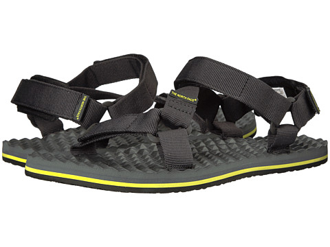 Incaltaminte Barbati The North Face Base Camp Switchback Sandal TNF BlackSulphurSpring Green (Prior Season)