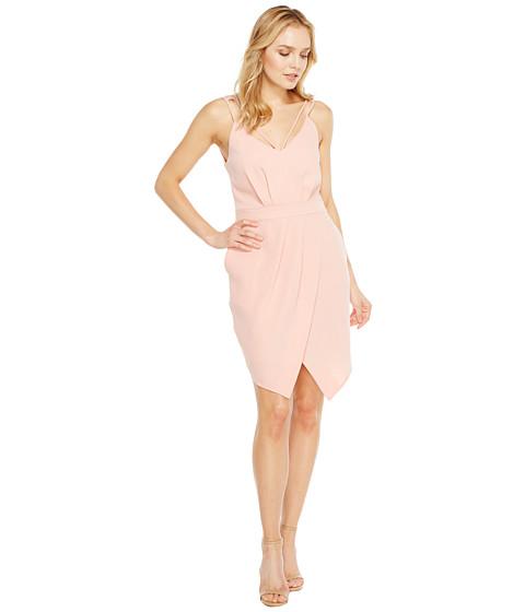 Imbracaminte Femei Adelyn Rae Noemi V-Neck Sheath Dress Pink Sand