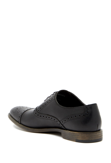Incaltaminte Barbati Rush by Gordon Rush Lydon Brogued Oxford BLACK