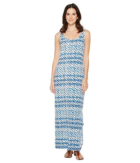 Imbracaminte Femei Tommy Bahama Dot Matrix Maxi Dress Old Royal