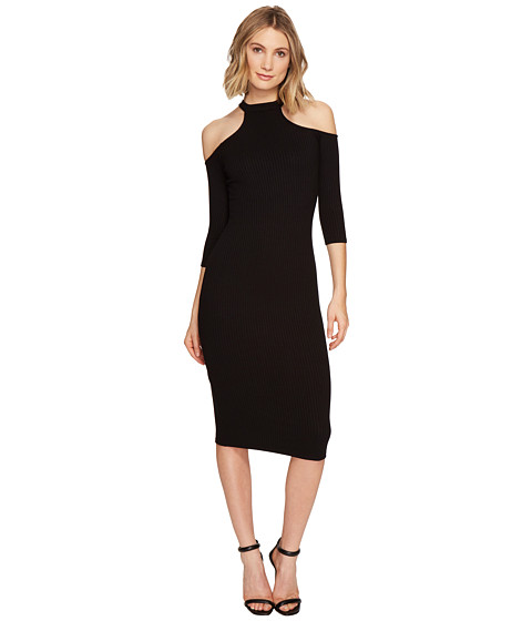 Imbracaminte Femei Rachel Pally Rib Hana Dress Black