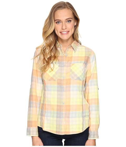 Imbracaminte Femei Woolrich Conundrum Eco Rich Convertible Shirt Apricot Buffalo
