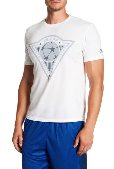 Imbracaminte Barbati adidas Americana Graphic Print Tee WHITE-CLGR