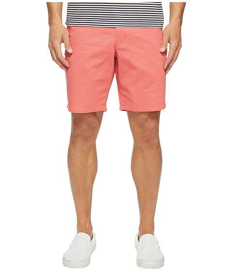 Imbracaminte Barbati Dockers Broken in Chino Straight Fit Shorts Coral Sunset