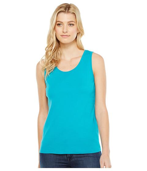 Imbracaminte Femei Pendleton Rib Tank Top Tile Blue
