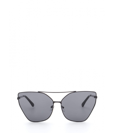 Accesorii Femei CheapChic Diva Status Cat-eye Top Bar Sunglasses Blackblack