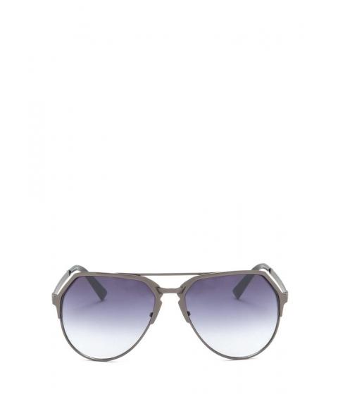 Accesorii Femei CheapChic On The Go Top Bar Sunglasses Blackpewter