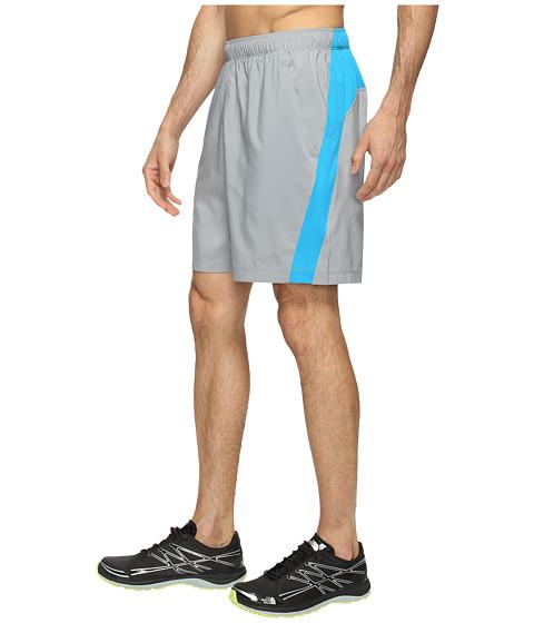 Imbracaminte Barbati The North Face Reactor Shorts Mid Grey HeatherHyper Blue (Prior Season)