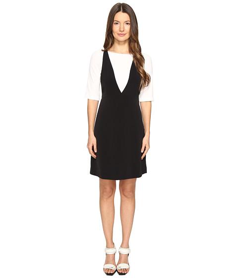 Imbracaminte Femei Boutique Moschino Mesh Overlay T-Shirt Dress BlackWhite