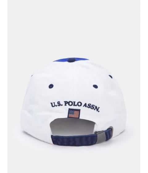 Accesorii Barbati US Polo Assn Color Block Baseball Hat COBALTBLUCLASSIVNAV