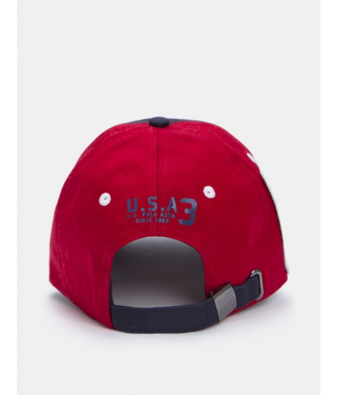 Accesorii Barbati US Polo Assn Flag Baseball Hat NAVY